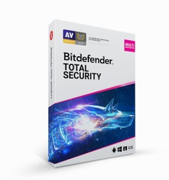 BITDEFENDER Total Security ESD